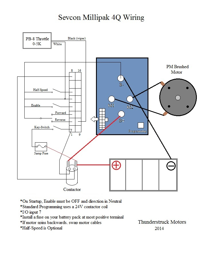4Q Wiring sevcon gen 4 wiring diagram charger,gen \u2022 omegahost co Basic 12 Volt Wiring Diagrams at downloadfilm.co